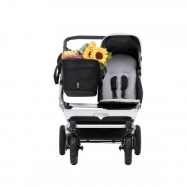 Duet Buggy - Silver