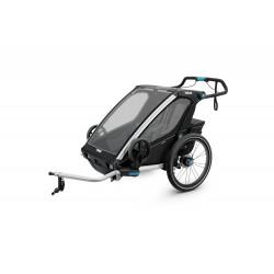 Chariot Sport 2 Must mustal