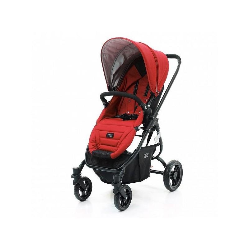 Snap Ultra Stroller-fire-red