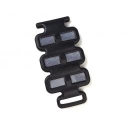 ScootWize Stroller Reflector - black