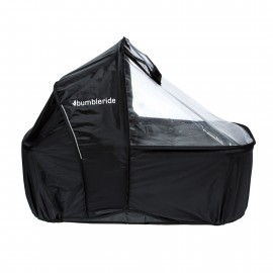 Bumbleride bassinet rain cover