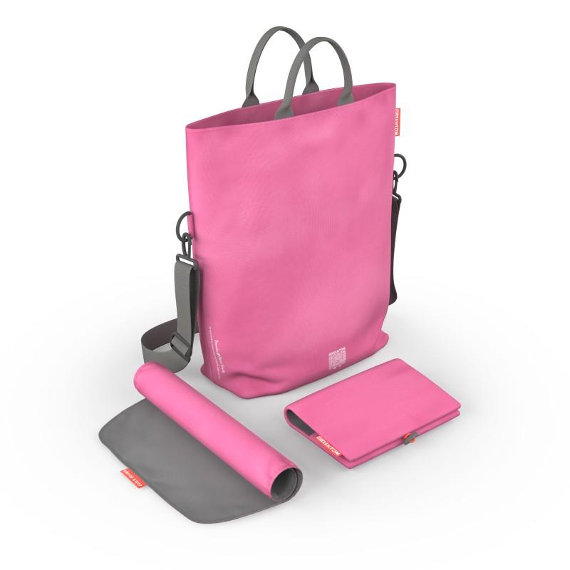 Greentom mähkmekott - roosa