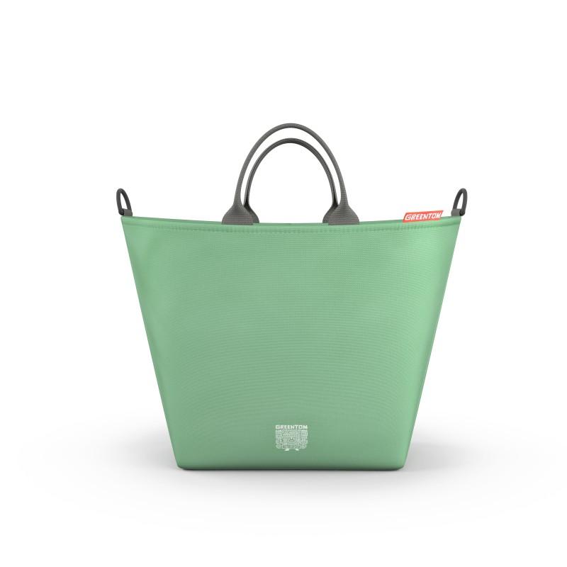 Greentom Shopping Bag - mint
