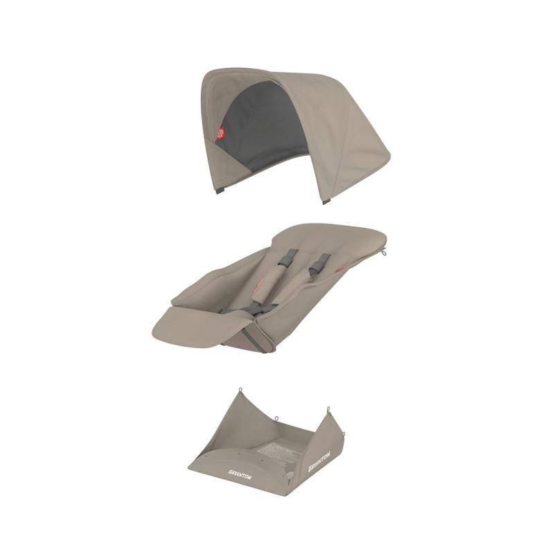 Muuda: Pööratava istumisosa kangakomplekt - liiv