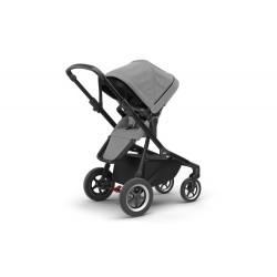 Thule Sleek stroller grey...