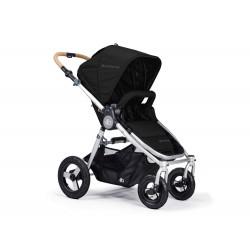Era stroller - silver black