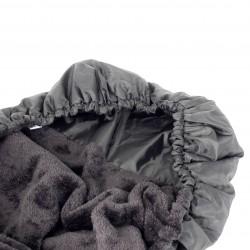Universal blanket-feet cover
