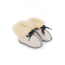Wool shoes for babies