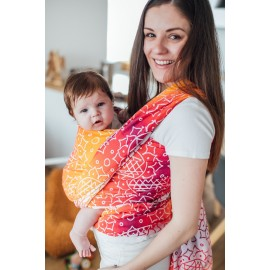 Be Lenka baby wrap 4,6m