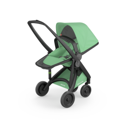 Greentom reversible - black-mint