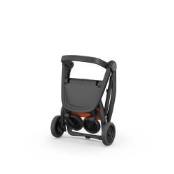 Greentom vankrikorviga - must-oranž
