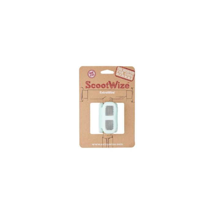 ScootWize Stroller Reflector - light blue