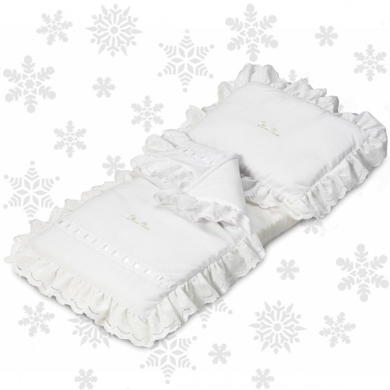 Silver Cross nukuvankri voodikomplekt