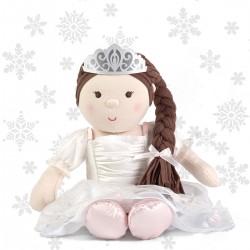 Eriväljalaske nukuvanker-printsess