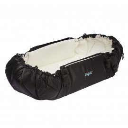 Najell Baby Nest Sleepcarrier-black.opal