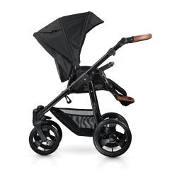 Gusto Stroller-black