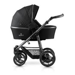 Carbo 2-1 Stroller-black