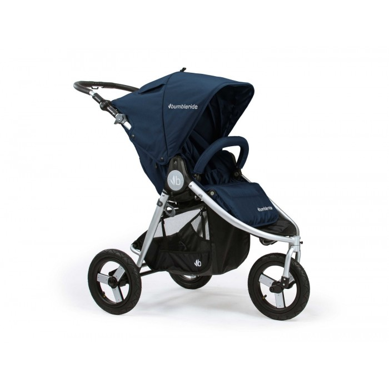 2018 Indie Stroller-matte-maritime-blue