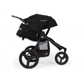 2018 Speed Stroller-matte-black