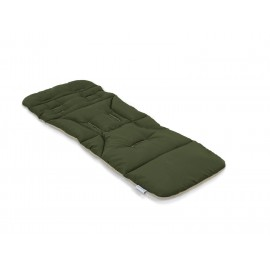 2018 Bumbleride Reversible Seat Liner-camp-green