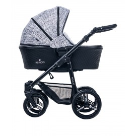 Shadow 2-1 Stroller-fashion-Black