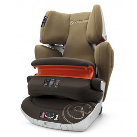 TransformerXT Pro Car Seat-walnut-brown