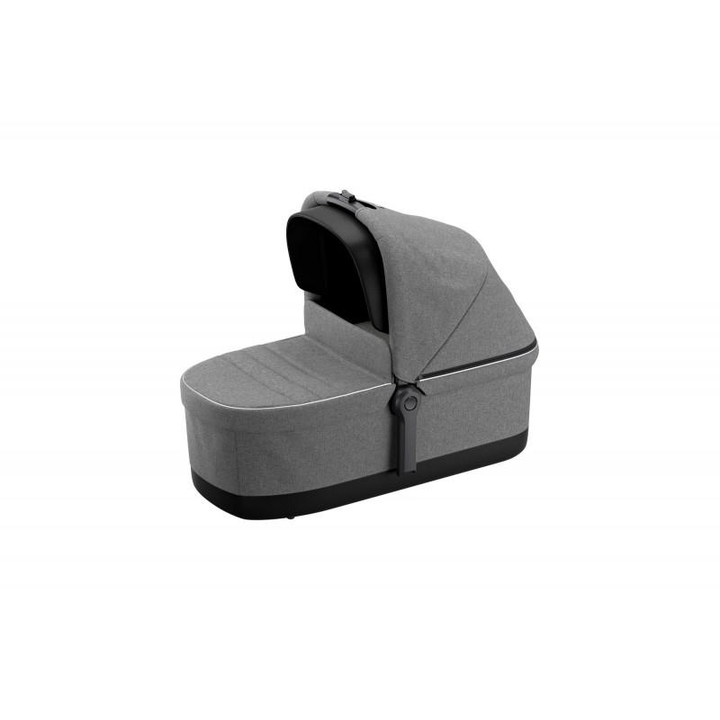 Thule Sleek Bassinet-grey-melange