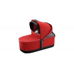 Thule Sleek Bassinet-energy-red