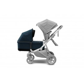 Thule Sleek Bassinet-navy-blue