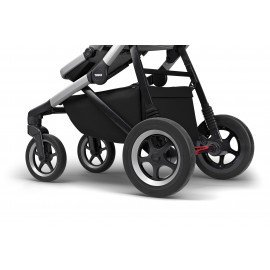 Thule Sleek Stroller-grey-melange