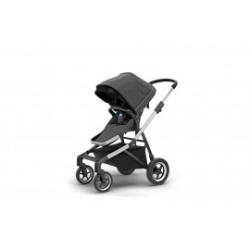 Thule Sleek Stroller-shadow-grey