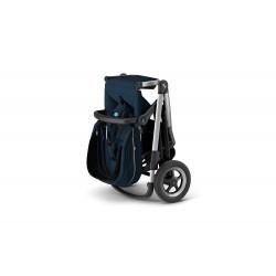 Thule Sleek Stroller-navy-blue