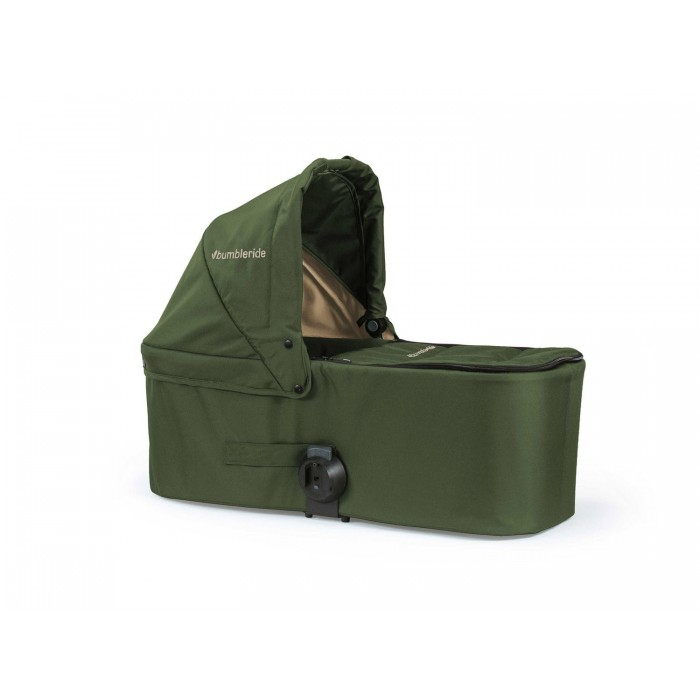 2018 Indie Twin Carrycot-camp-green