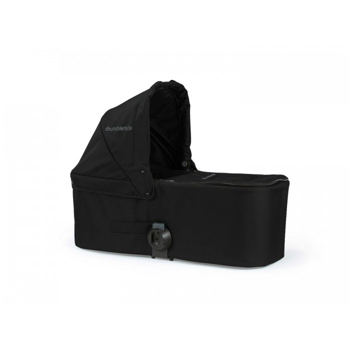 2018 Indie Twin Carrycot-matte-black