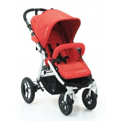 Indie 4 Stroller-red-sand