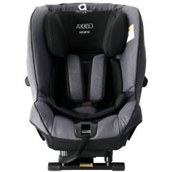 Minikid Car Seat-grey