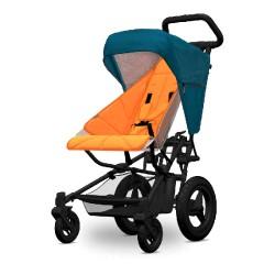 FastFold lisade komplekt-teal-oranž