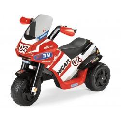Ducati Desmosedici Electric Motorcycle