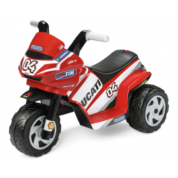 Mini Ducati Electric Motorcycle