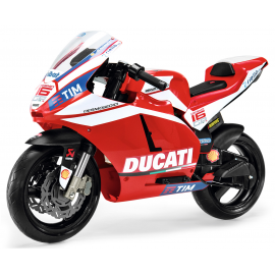 Ducati GP Electric Motorcycle