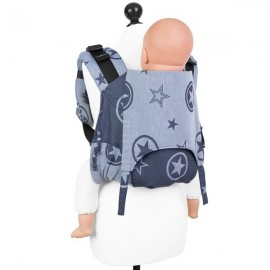 Onbuhimo V2 Outer Space Blue Back Carrier