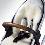 100% SHEEPSKIN SEAT LINER