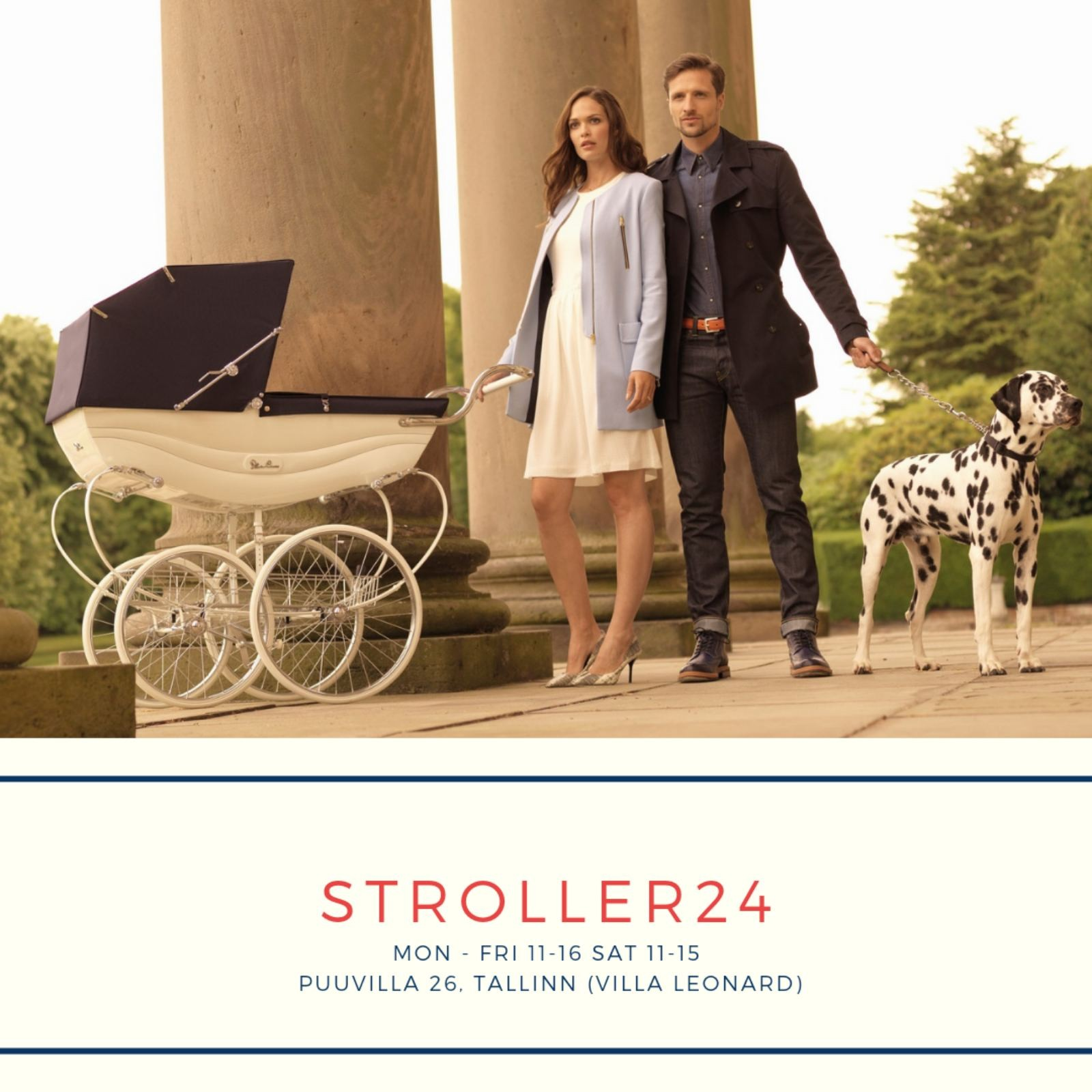 Welcome to Stroller24!